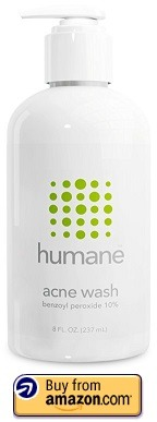 Humane Acne Body Wash