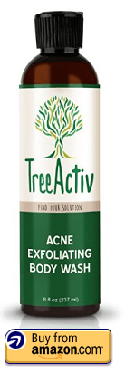 TreeActiv Acne Body Wash