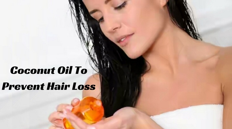 How to Use Coconut Oil for Hair Loss