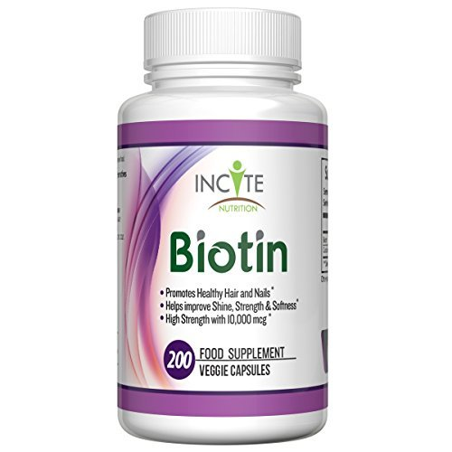 Incite Nutrition Biotin