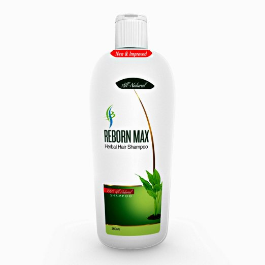 Reborn Max Herbal Hair Shampoo
