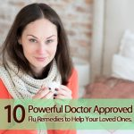 10 Natural Home Remedies for Flu