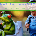Natural Ways to Relieve Constipation