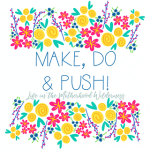 Make Do and Push