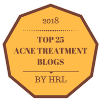 Top 25 Acne Blogs 2018