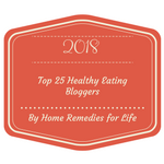 Top 25 Healthy Eating Bloggers