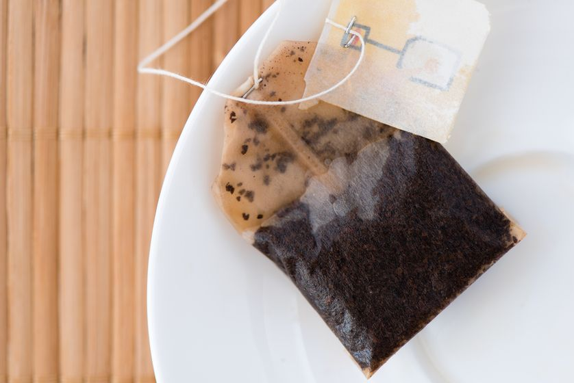 herbal tea bag for abscess tooth