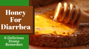 Honey For Diarrhea